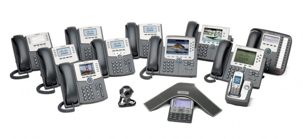 Cisco Telephone Options